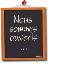 ouverts